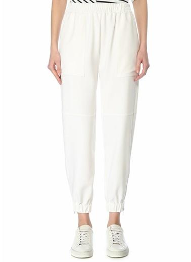 Beymen Club Pantolon Beyaz